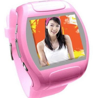 1.5 Inch Touch Screen Cell Phone Watch Support Camera